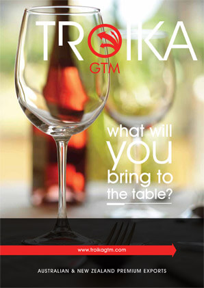 Troika GTM Brochure 2017...what will you bring to the table?