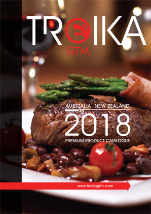 2018 Troika GTM Brochure cover